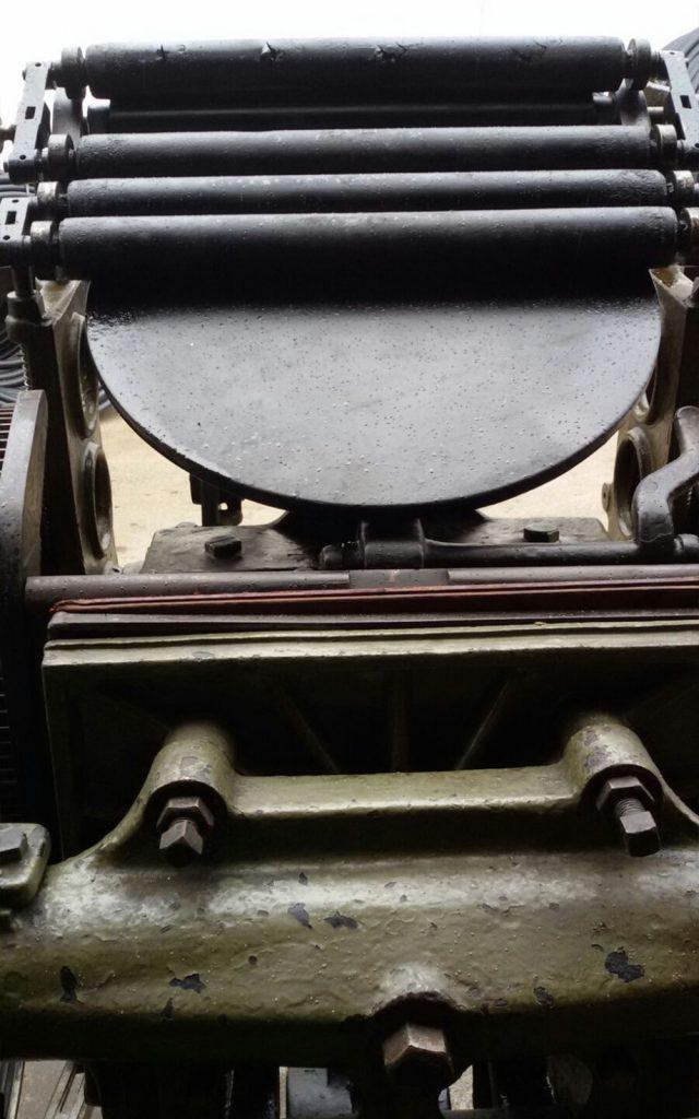 Olasz gép letterpress 04