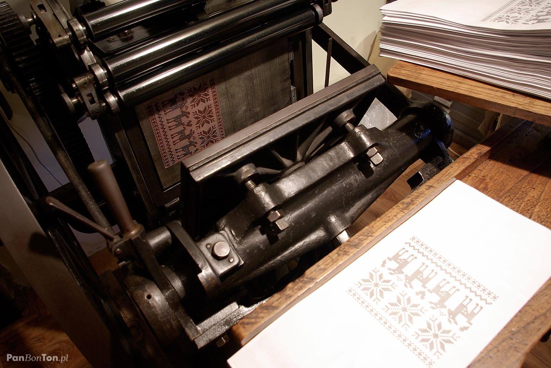 Pan Bon Ton Letterpress 03