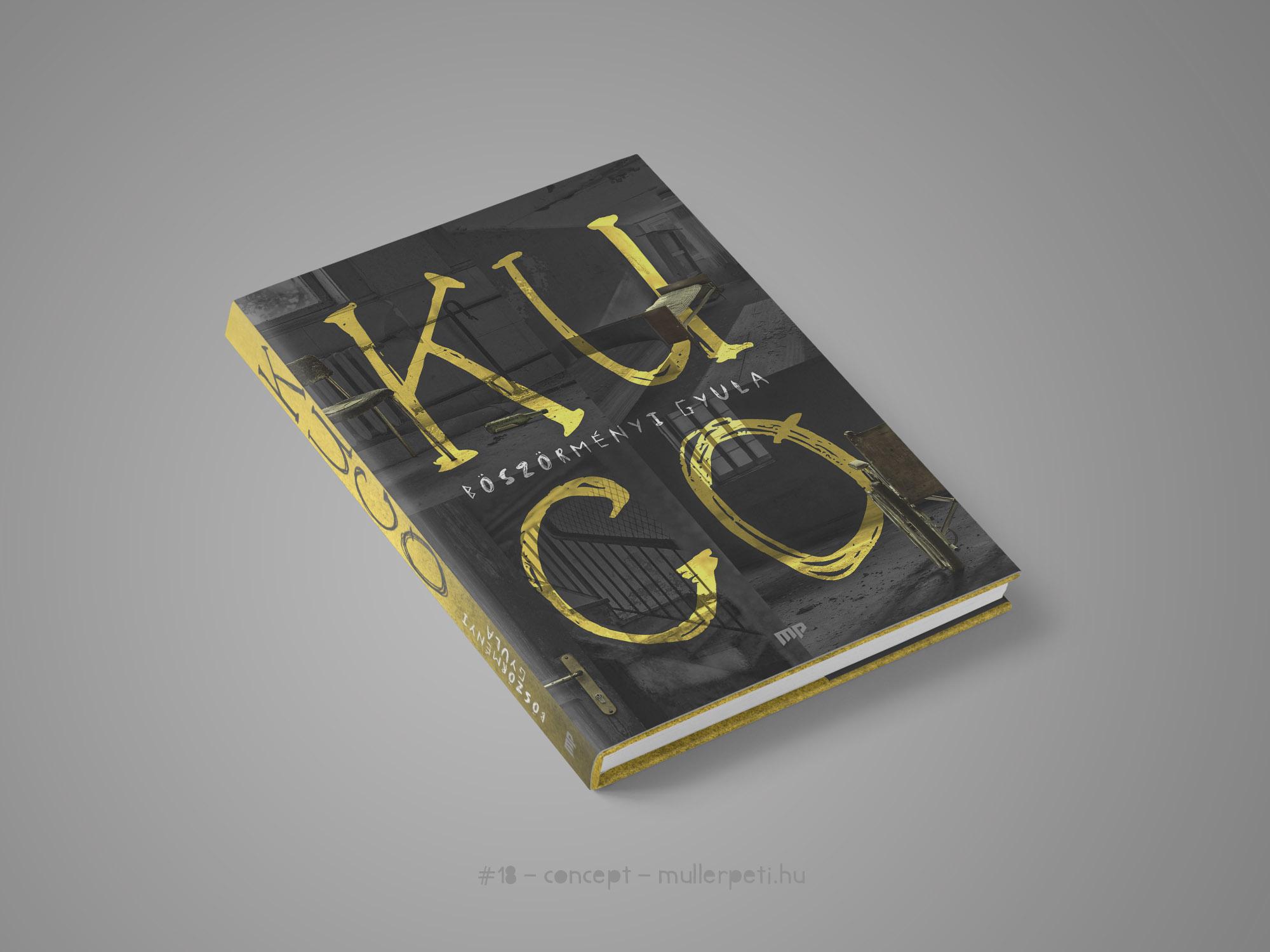 Kucó könyvborító