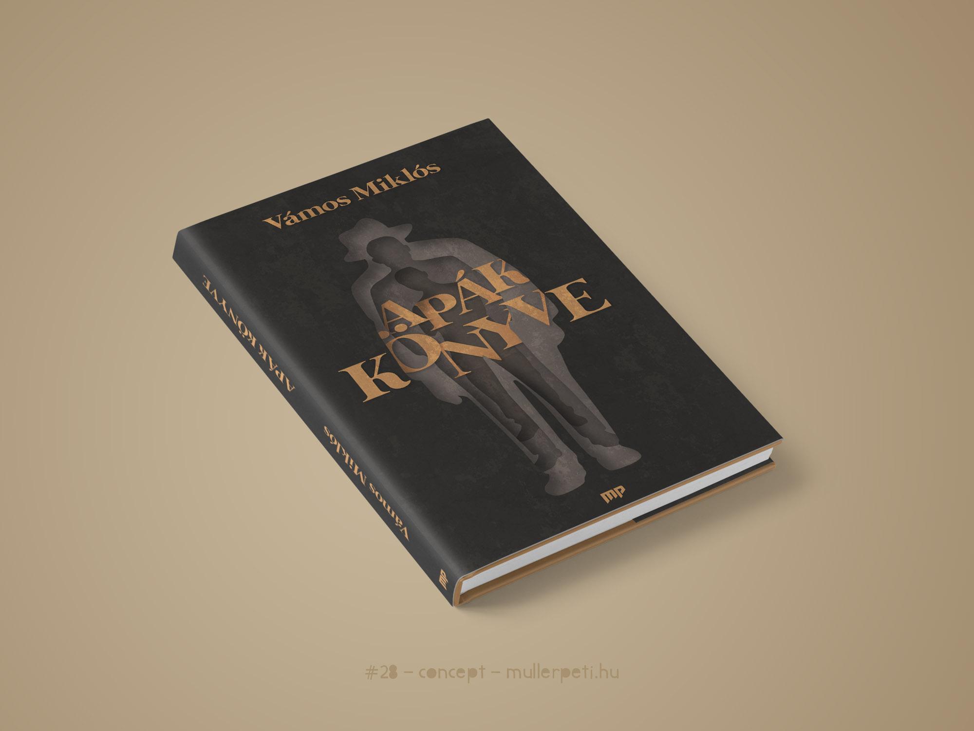 Apák könyve könyvborító