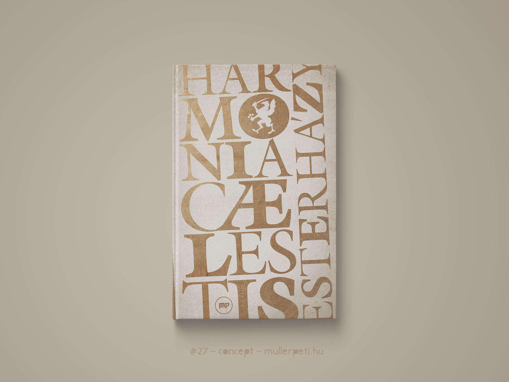 Harmonia cælestis könyvborító