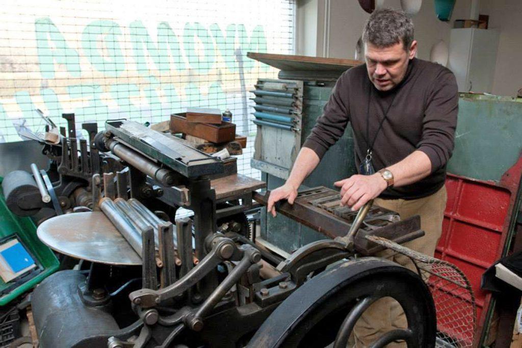 Letterpress Workshop 01