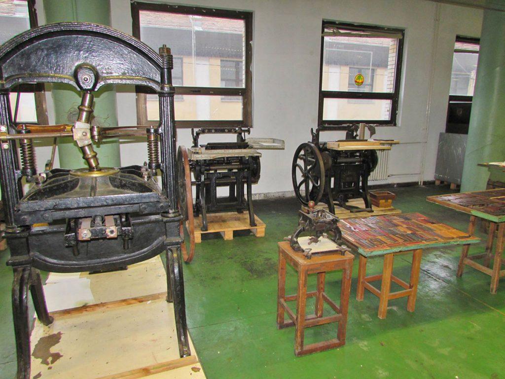 Letterpress Workshop 03