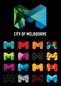 City of Melbourne Arculattervezés
