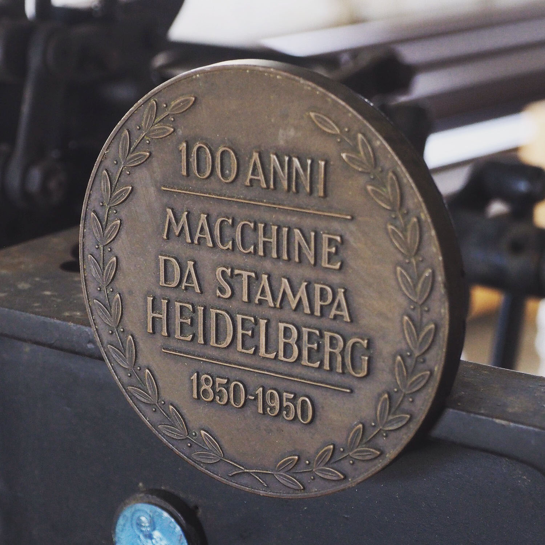 Eladó nyomdagép – Heidelberg tégelysajtó 2