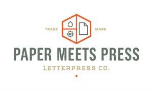Paper Meets Press Arculattervezés