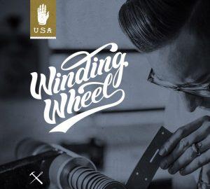 Winding Wheel Arculattervezés