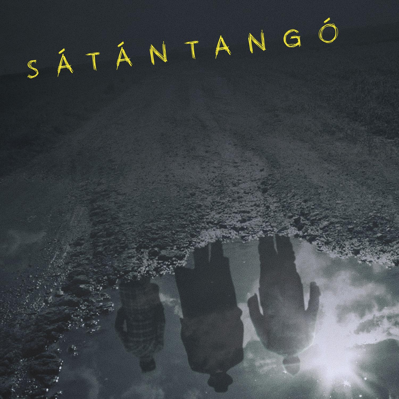 Sátántangó könyvborító